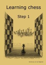 Learn Chess Workbook Step 1 - 6 Extra/Plus Werkboek_stap1